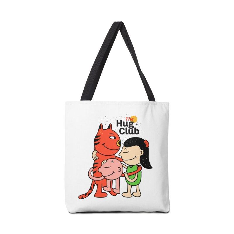 The Hug Club Accessories Bag by darruda's Artist Shop