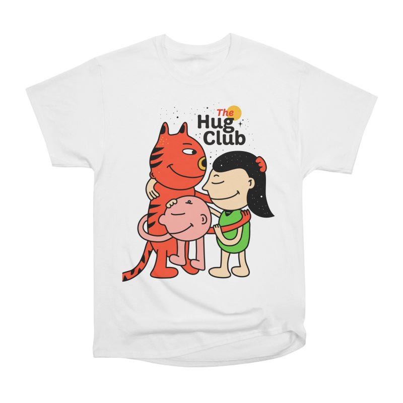 The Hug Club Women's T-Shirt by darruda's Artist Shop