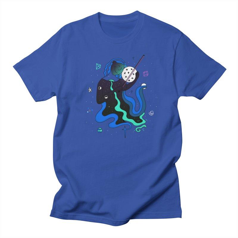The Artist Men's T-shirt by darruda's Artist Shop