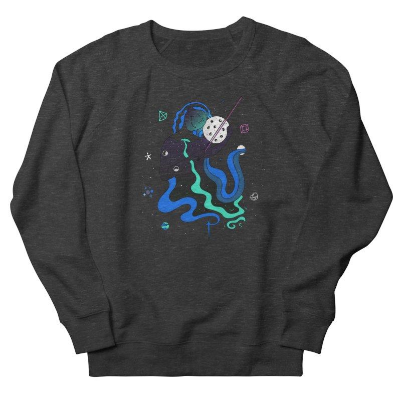 The Artist Men's Sweatshirt by darruda's Artist Shop