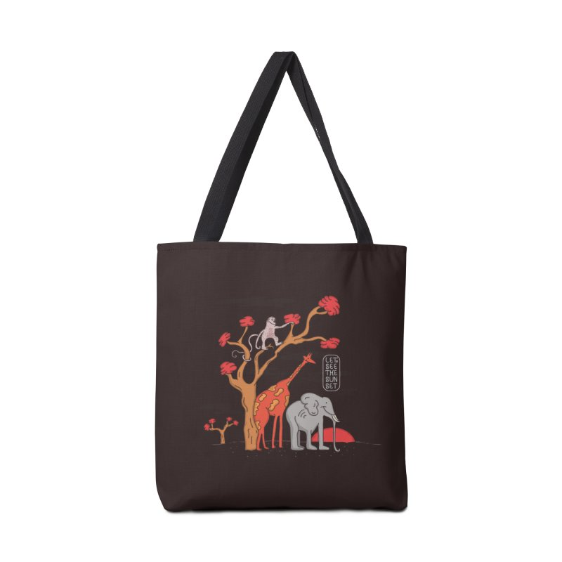 AWF - Let's See The Sunset-Day Accessories Bag by darruda's Artist Shop