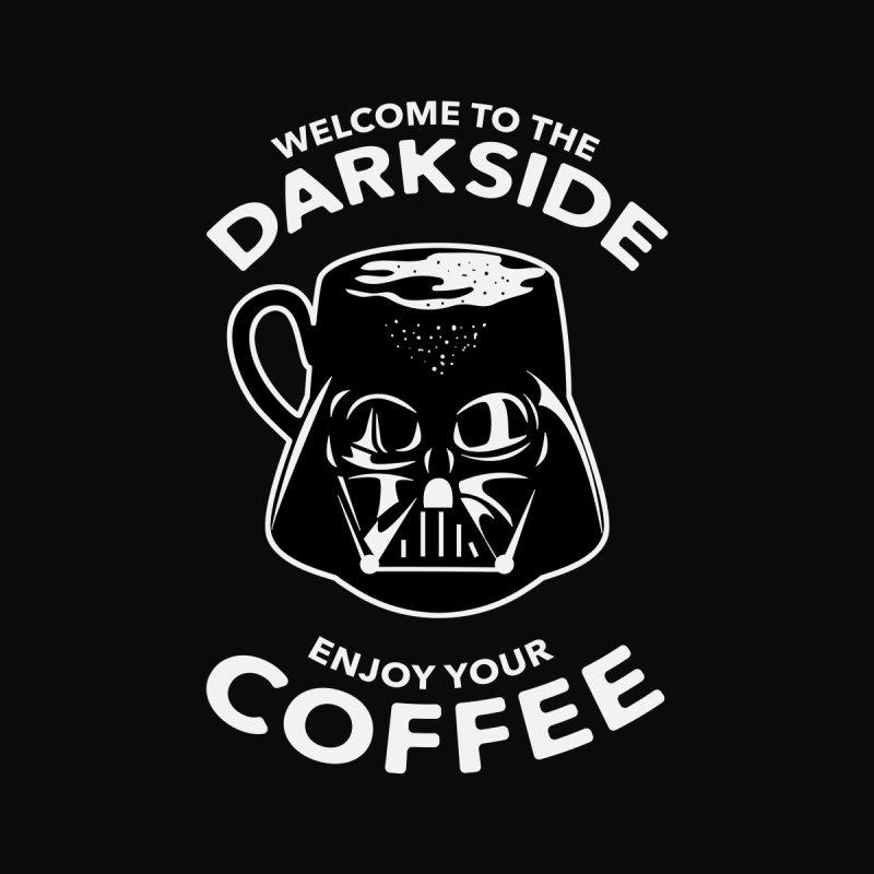 Dark Side Coffee by darruda's Artist Shop