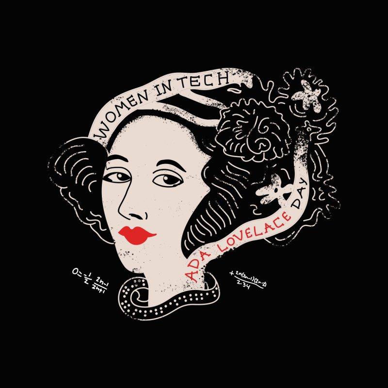 Ada LoveLace T-Shirt by darruda's Artist Shop