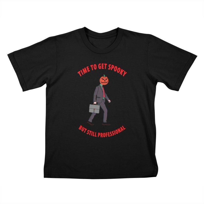 Get Spooky Kids T-shirt by darruda's Artist Shop