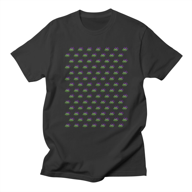 Invaders  Men's T-shirt by darruda's Artist Shop