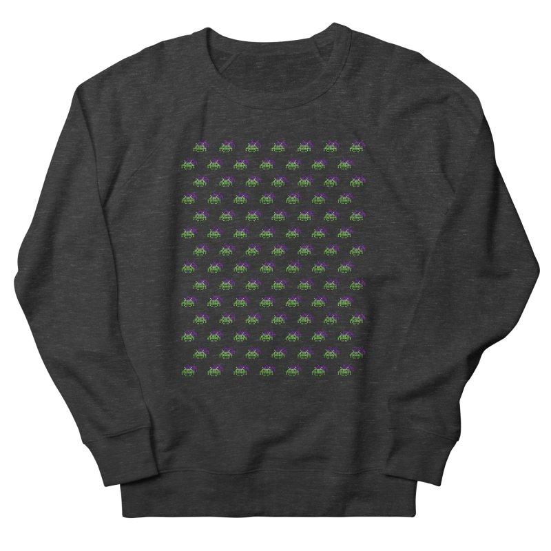 Invaders  Women's Sweatshirt by darruda's Artist Shop