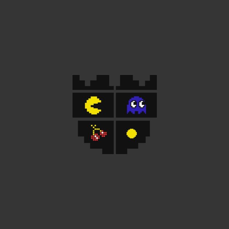 Pac Man Heart Club by darruda's Artist Shop