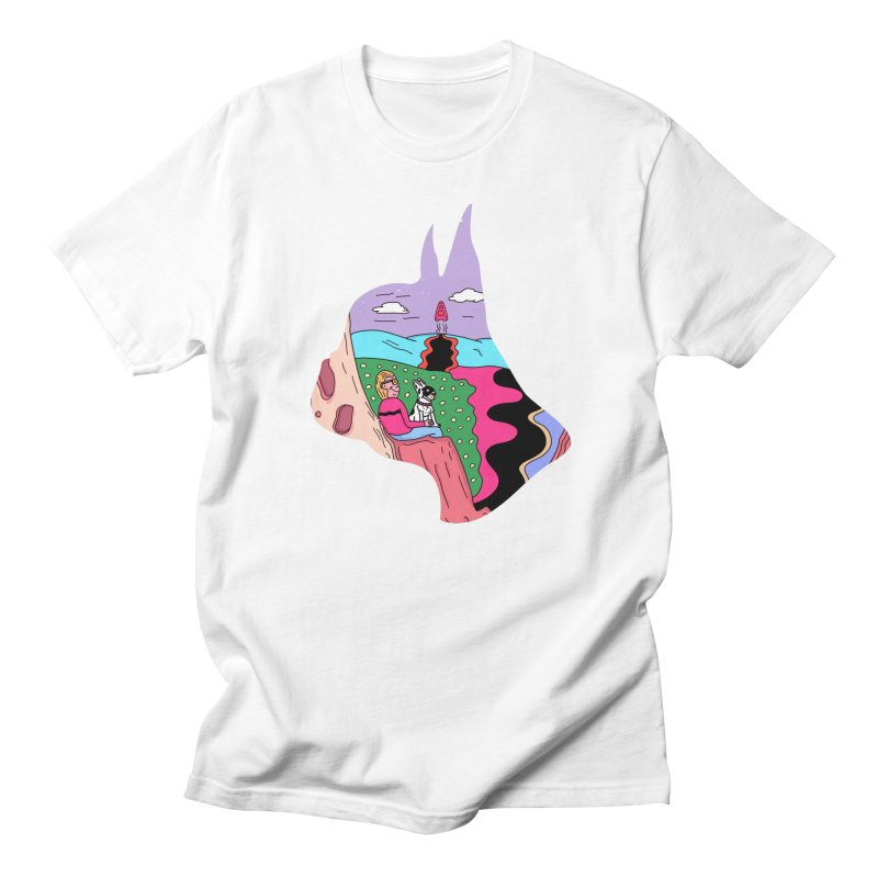 Just the Two of Us Men's T-Shirt by darruda's Artist Shop