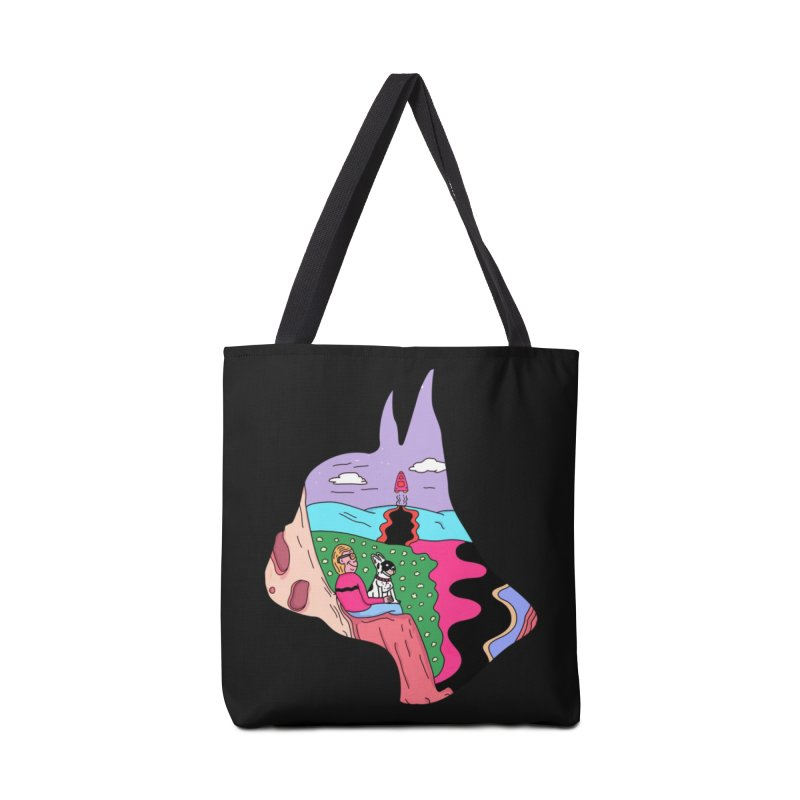 Just the Two of Us Accessories Bag by darruda's Artist Shop