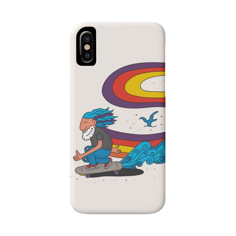 Mr.Nitro in iPhone X Phone Case Slim by darruda's Artist Shop