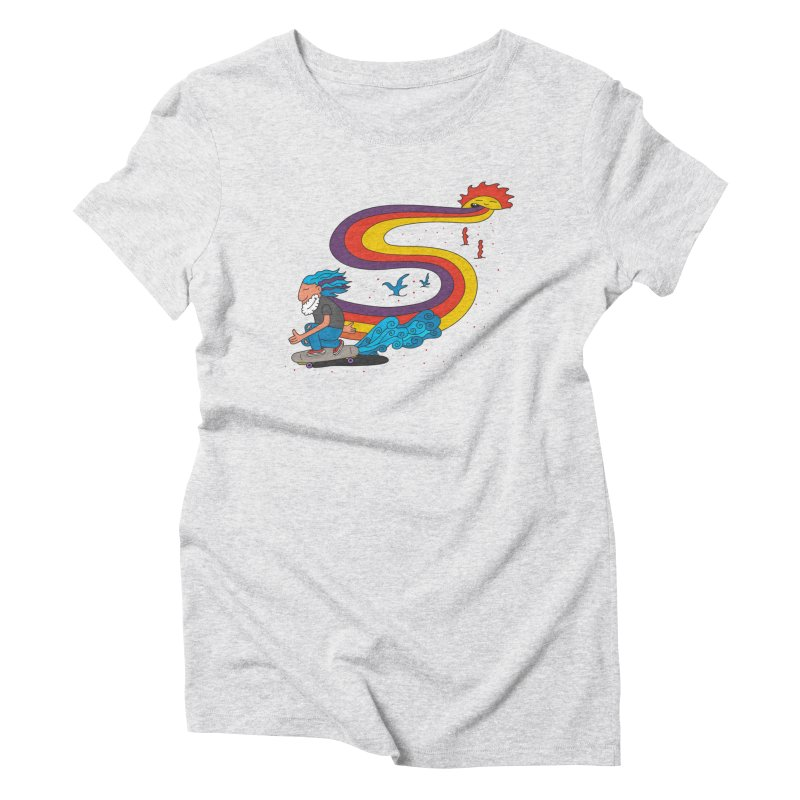 Mr.Nitro Women's Triblend T-Shirt by darruda's Artist Shop