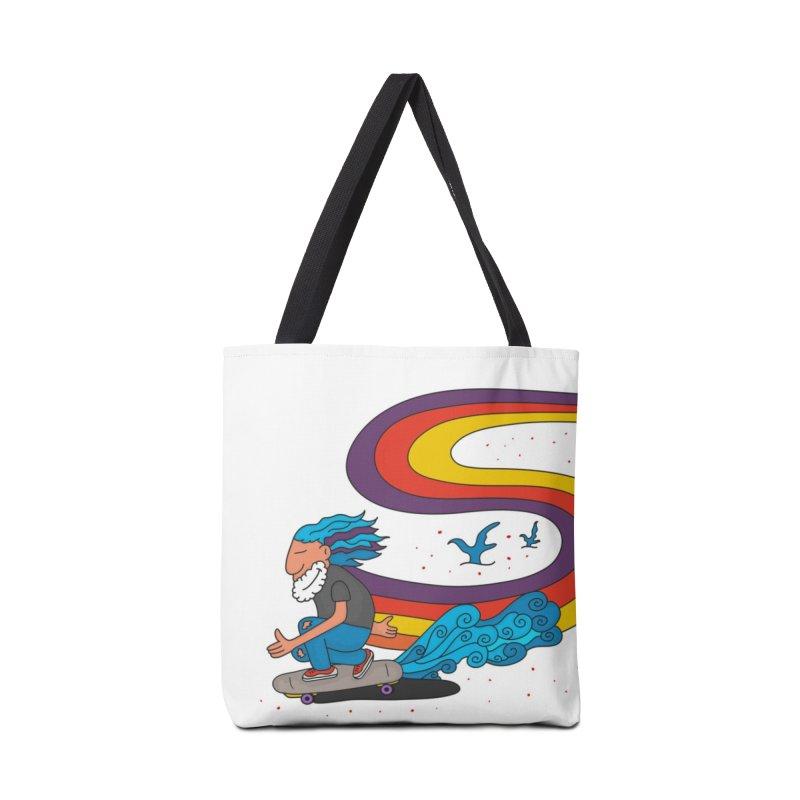 Mr.Nitro Accessories Bag by darruda's Artist Shop