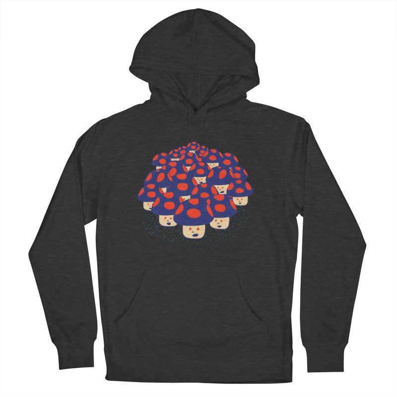 We are the Champignons Men's Pullover Hoody by darruda's Artist Shop