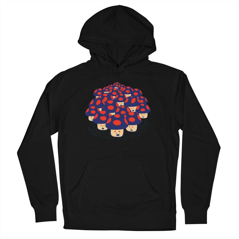 We are the Champignons Women's Pullover Hoody by darruda's Artist Shop