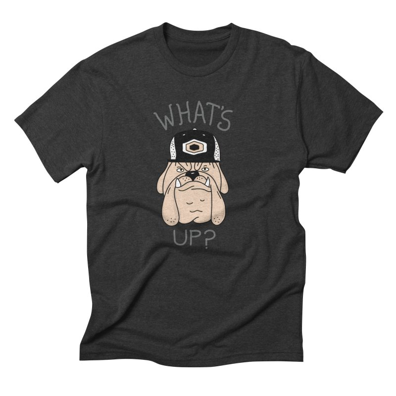 What's Up? Men's Triblend T-Shirt by darruda's Artist Shop