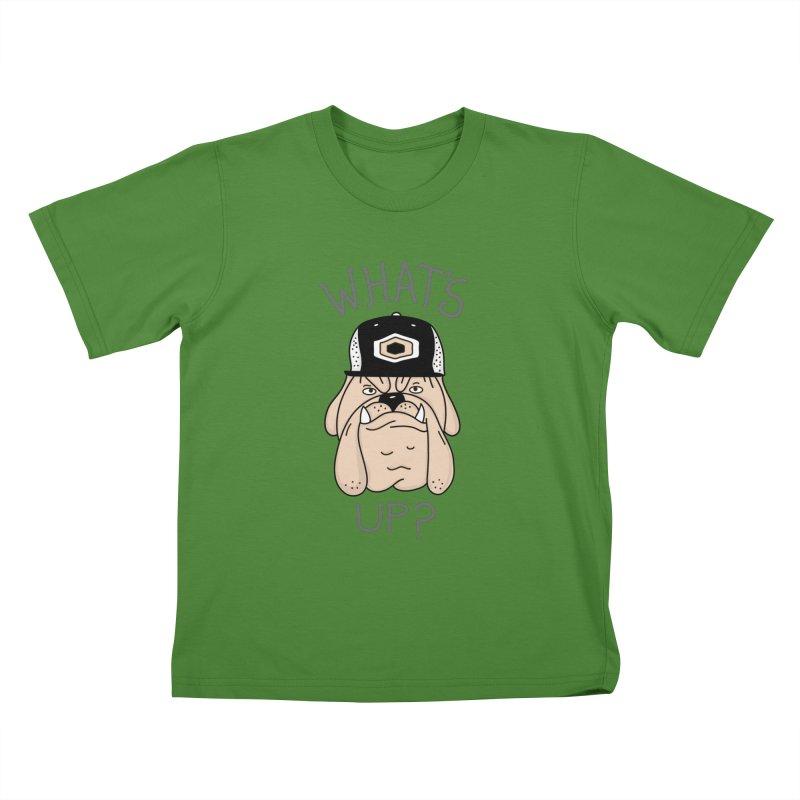 What's Up? Kids T-Shirt by darruda's Artist Shop