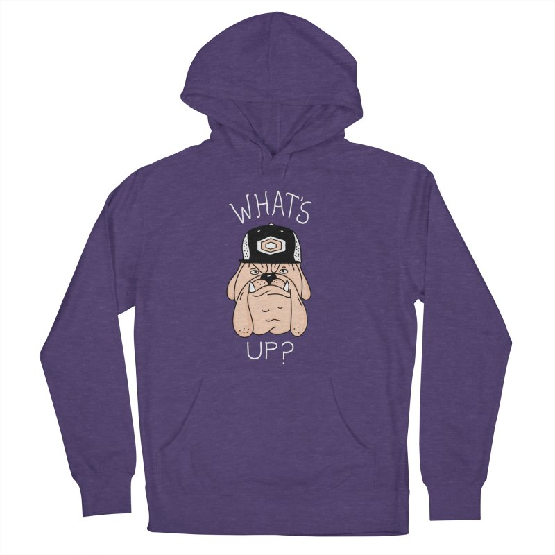 What's Up? Women's Pullover Hoody by darruda's Artist Shop