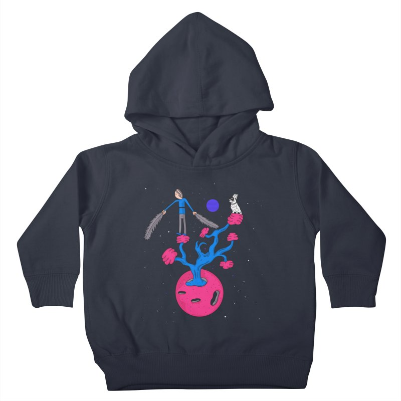 The Life Seed Kids Toddler Pullover Hoody by darruda's Artist Shop