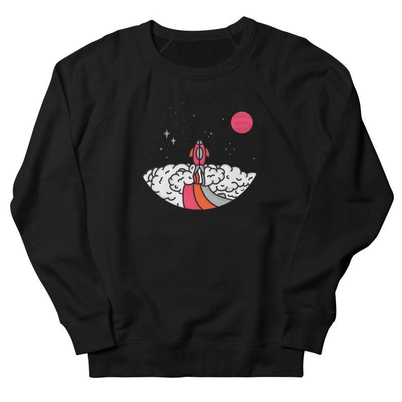 15 Seconds to Mars in Men's Sweatshirt Black by darruda's Artist Shop