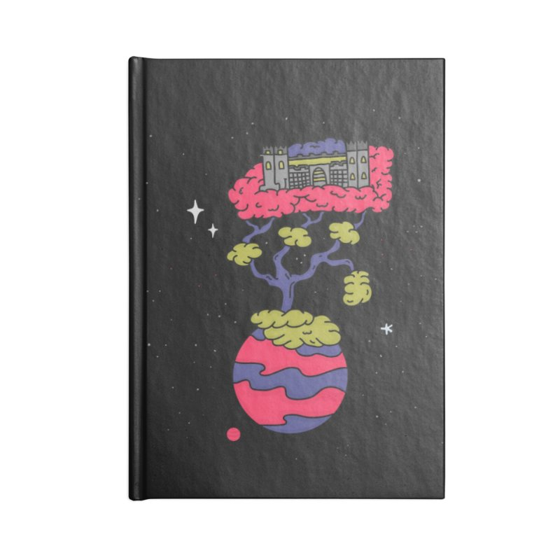 The Fortress Accessories Notebook by darruda's Artist Shop