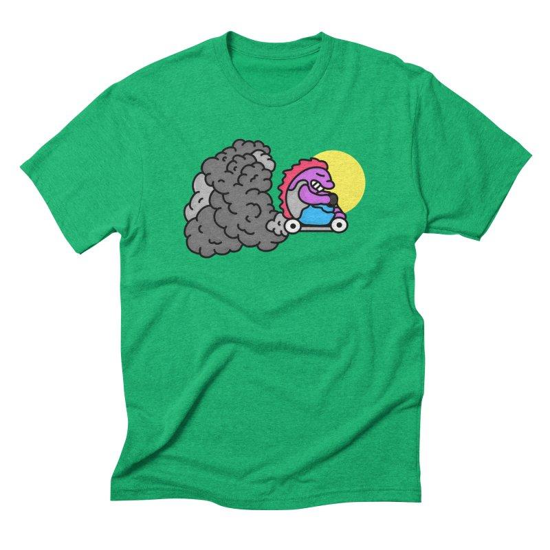 Vrrroooommmmm Men's Triblend T-Shirt by darruda's Artist Shop