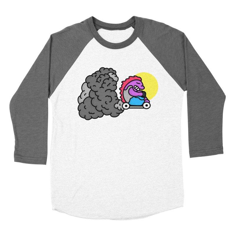 Vrrroooommmmm Men's Baseball Triblend T-Shirt by darruda's Artist Shop