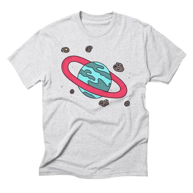 Ring of Fire Men's Triblend T-Shirt by darruda's Artist Shop