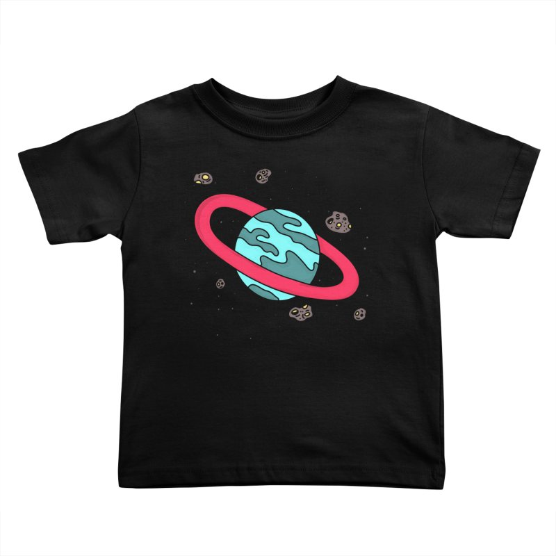 Ring of Fire Kids Toddler T-Shirt by darruda's Artist Shop