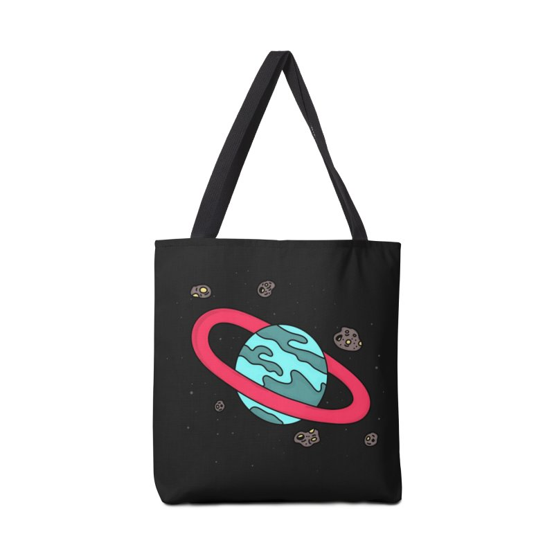 Ring of Fire Accessories Bag by darruda's Artist Shop