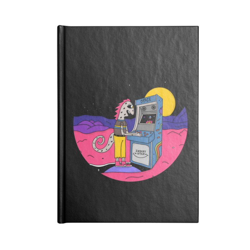 Fly by Night Accessories Notebook by darruda's Artist Shop