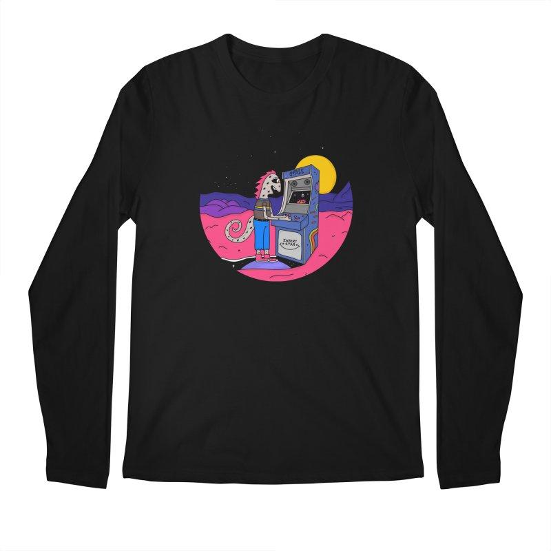 Fly by Night Men's Longsleeve T-Shirt by darruda's Artist Shop