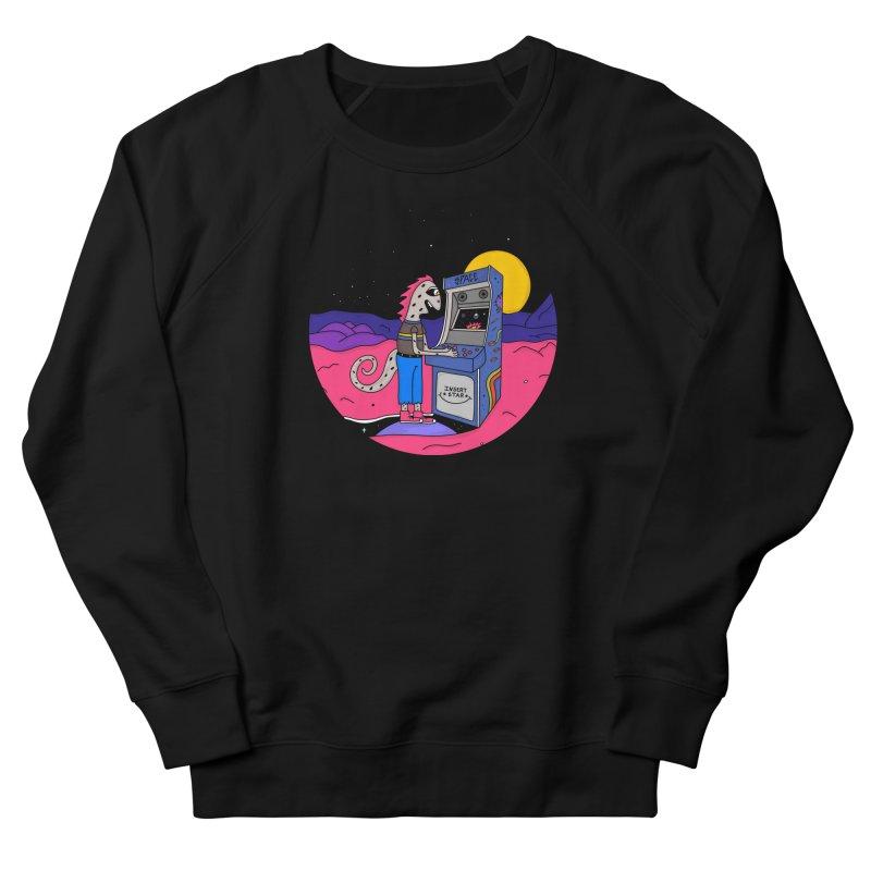Fly by Night Men's Sweatshirt by darruda's Artist Shop