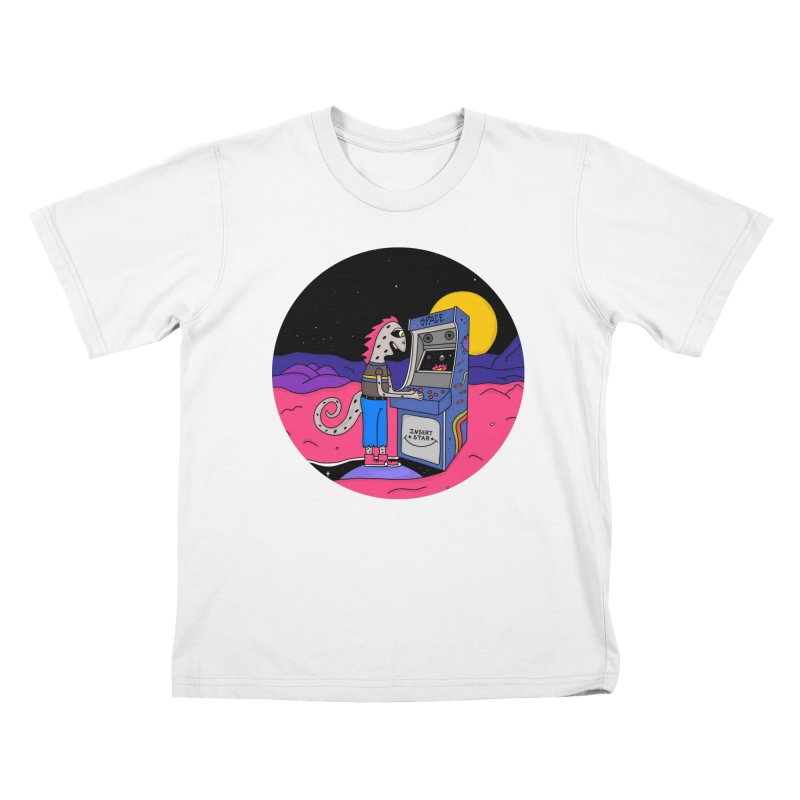 Fly by Night Kids T-Shirt by darruda's Artist Shop