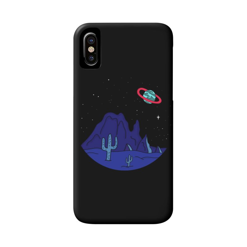 Black Gives Way to Blue Accessories Phone Case by darruda's Artist Shop