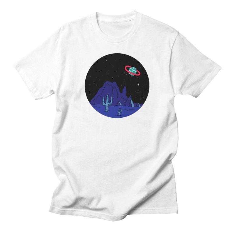 Black Gives Way to Blue Women's Unisex T-Shirt by darruda's Artist Shop