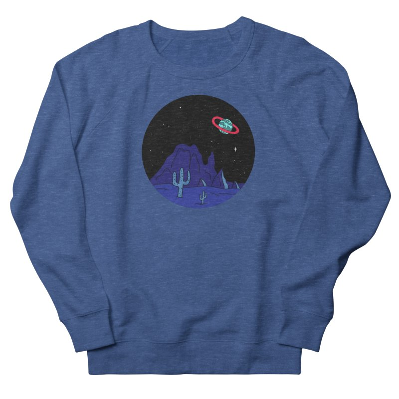 Black Gives Way to Blue Women's Sweatshirt by darruda's Artist Shop