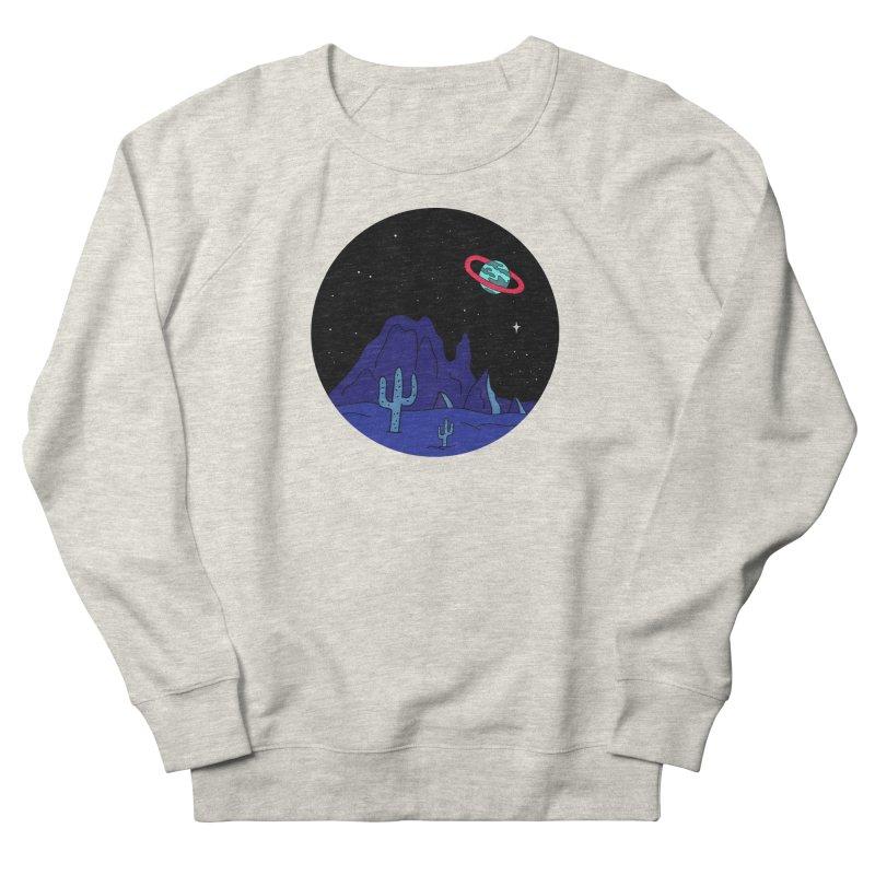 Black Gives Way to Blue Men's Sweatshirt by darruda's Artist Shop