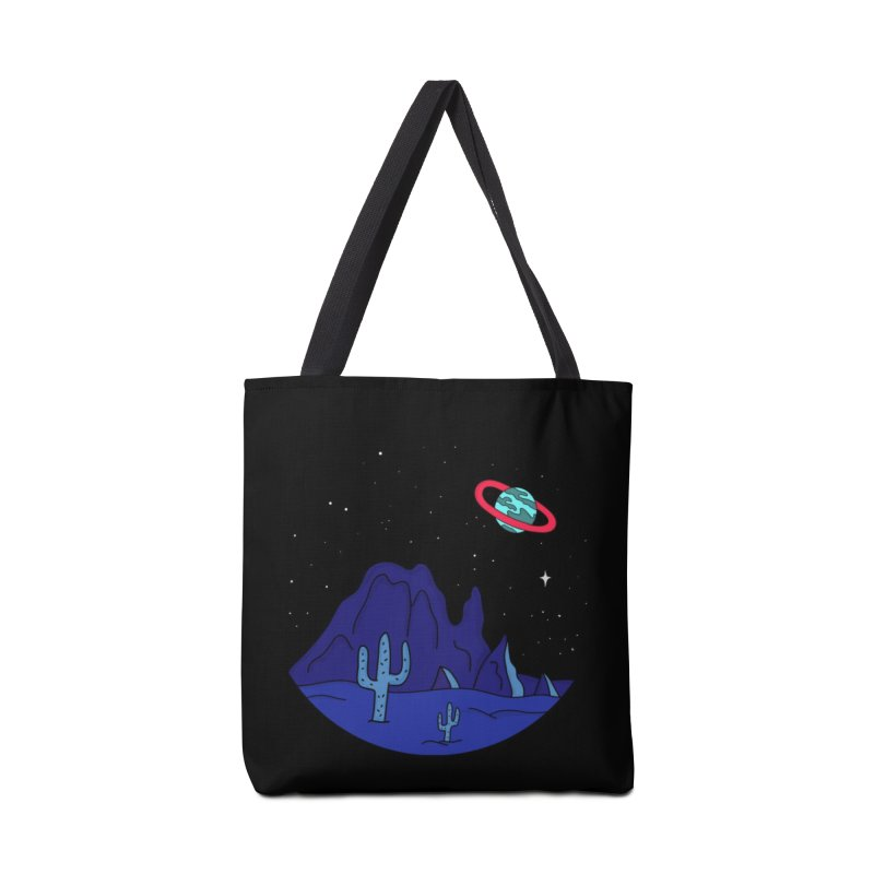 Black Gives Way to Blue Accessories Bag by darruda's Artist Shop