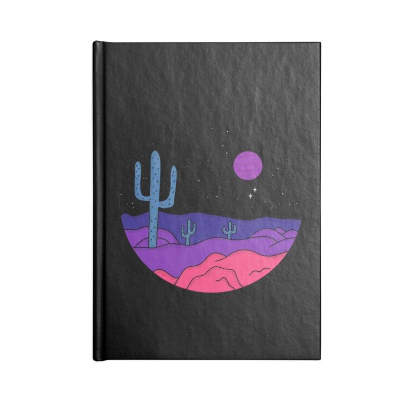 Violet Stone Accessories Notebook by darruda's Artist Shop