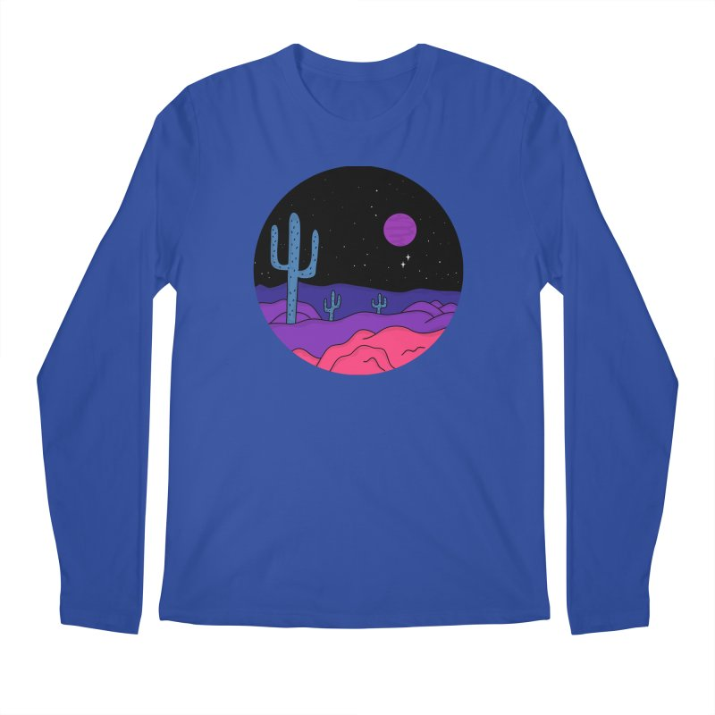 Violet Stone Men's Longsleeve T-Shirt by darruda's Artist Shop