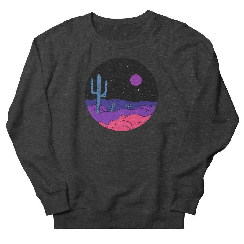 Violet Stone Men's Sweatshirt by darruda's Artist Shop
