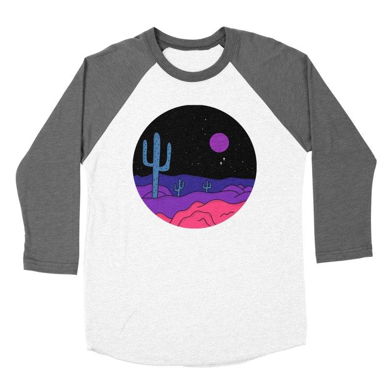 Violet Stone Men's Baseball Triblend T-Shirt by darruda's Artist Shop