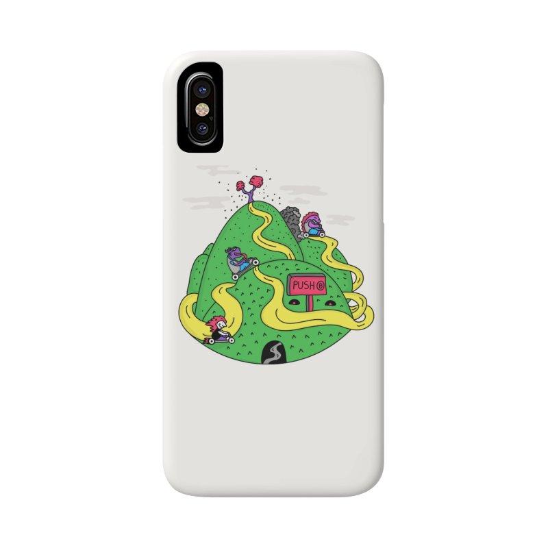 Geeky Races Accessories Phone Case by darruda's Artist Shop