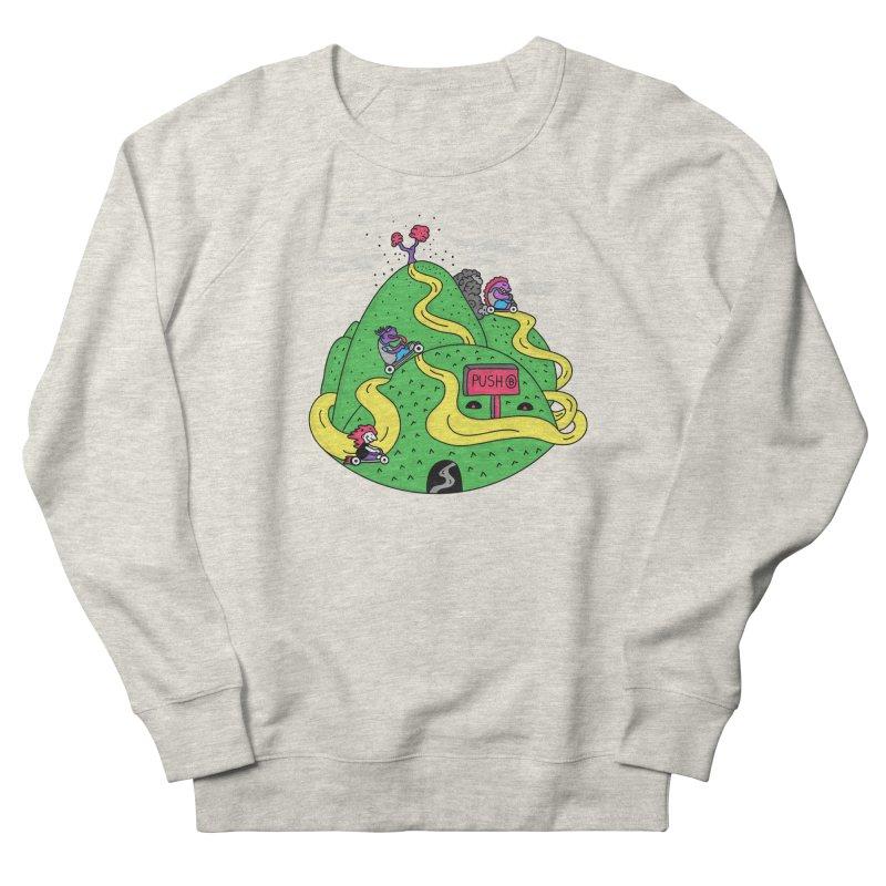 Geeky Races Women's Sweatshirt by darruda's Artist Shop