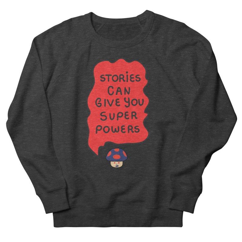 Superpowers Men's Sweatshirt by darruda's Artist Shop
