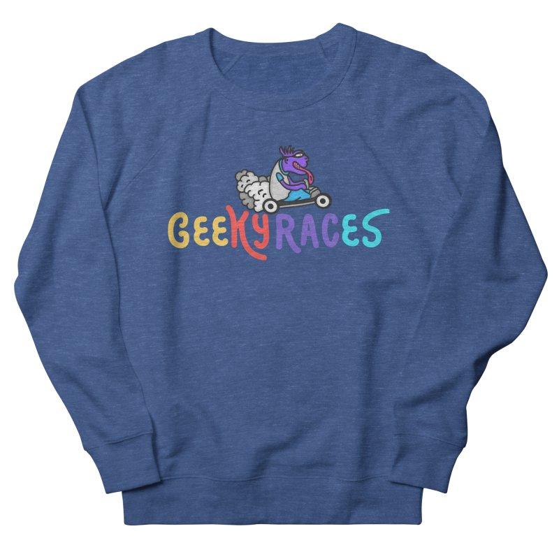 Geek Speed Men's Sweatshirt by darruda's Artist Shop