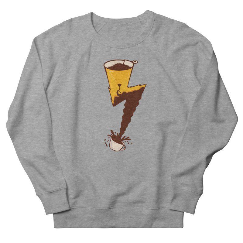 Energy Boost Men's Sweatshirt by darruda's Artist Shop
