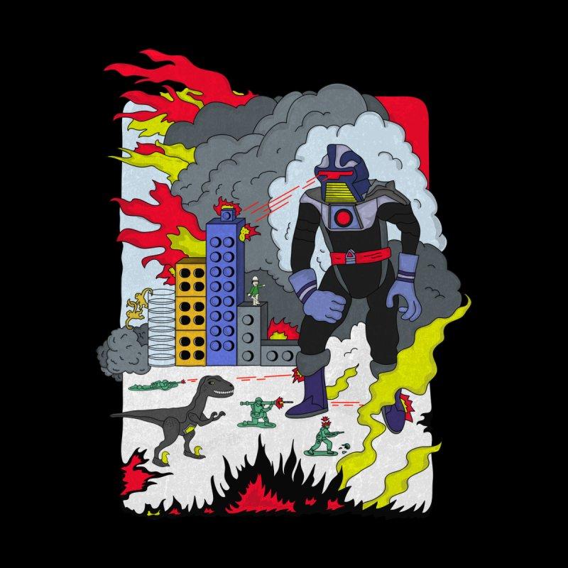 Attack in Toyland Men's T-Shirt by darruda's Artist Shop