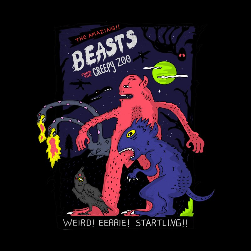 Beasts from the Creepy Zoo by darruda's Artist Shop