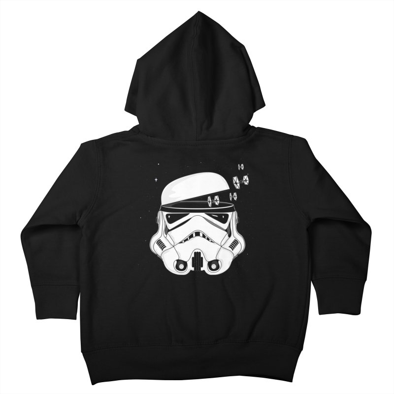 StormBase Kids Toddler Zip-Up Hoody by darruda's Artist Shop